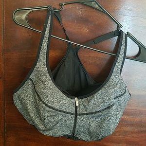 Victoria Secret front closed sports bra